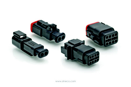 Sine SR01 Connectors