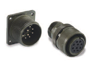 ITT Circular Connector