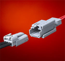 H-DAC 64 Single-Row Connector