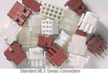 Molex MLX Power Connectors