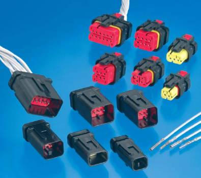 TE AMPSEAL 16 Connectors
