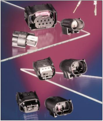 TE MQS Connectors