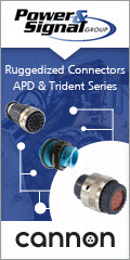 ITT Cannon APD Trident Connectors