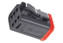 ML-XT 6 Circuit Black Plug