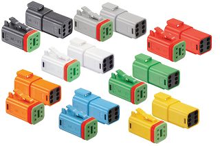 ML-XT Connectors Colored